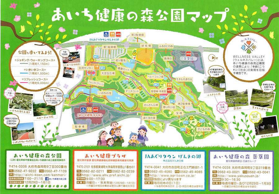 kenmori-walkmap