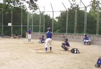 児童野球コーナー