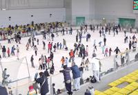 アイススケート場