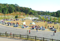 デイキャンプ場(要予約施設)