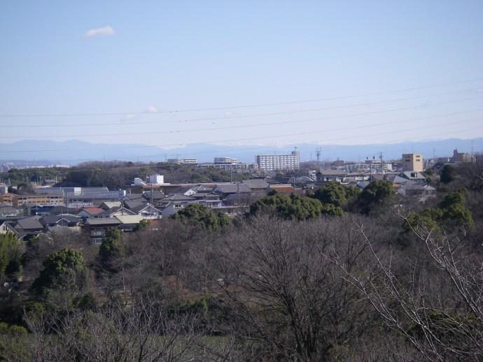 恵那山(見ずらい)