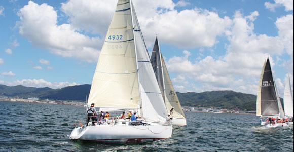 ハーバー 海陽 ヨット