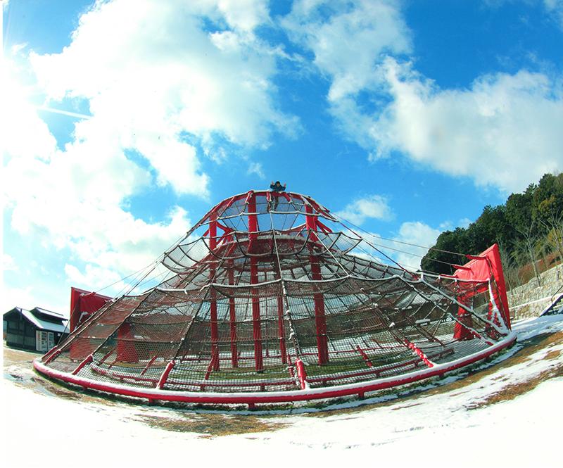 第11回 ふれあい百景フォトコンテスト東三河ふるさと公園 入選『大雪一過』