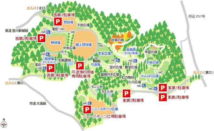 shinshiro-parkingmap