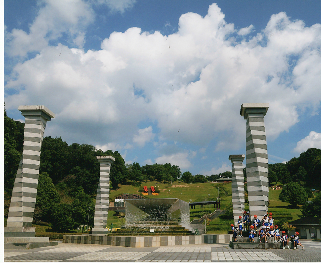 入選 素敵な公園 新城総合公園